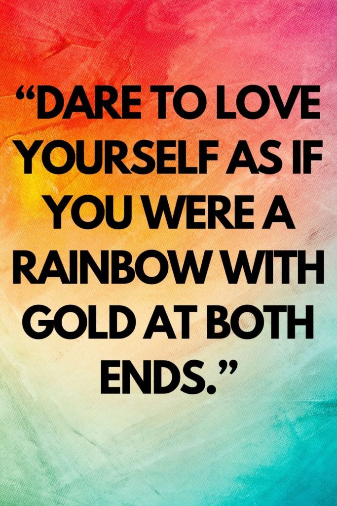 60 Feel Good Rainbow Quotes That Will Brighten Your Day
